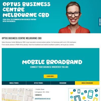 Optus Business Centres